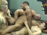 Gay Porn from sebastiansstudios - Swallowing-His-Load