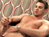 gay porn Bailey's Return || Finally he's back. Bailey Morgan pushed all the right buttons when he appeared for the first time on Menatplay back in February this year. Baileys stunning masculine looks go so perfectly with the classy suited image that Menatplay have given him. And the initial shots of him walking along in his suit conjure up fantasies we all have of seeing city guys on their way to work every day here in London. Only in this case we get to see the suit stud strip in front of us and show us such a perfectly proportioned body and veiny thick cock that you'll be drooling for that south african dick in your mouth. Bailey is not only Menatplay's main feature this week but he also gets front cover of QXmen and full centre spread too.