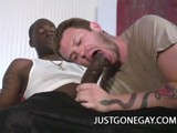 gay porn Big Black Dick Interracial Sex || Tattooed Stud Luke Cross Takes Big Black Dick From His Friend Tyrese