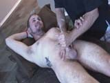 gay porn Heath's Load Blowing || the Fourth Time Around, as Far as Having to Stop to Ward Off an Early Ejaculation, Neither of Us Were Successful, and He Shot Straight Up In the Air His Fountain of Man Jizz.
