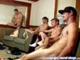Part of the Straightnakedthugs Crew Decided to Film Themselves While They Have a Circle Jerk. Just a Normal Day for Theses Guys! Watch Over 50 Hours of Video of Hot, Straight Skaters, Surfers, Punks and Thugs While They Get Naked and Nasty! Real Amateur Guys In Solos, Duos and Groups! Free Tour At Straightnakedthugs - Click Banner Now for More!