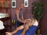 gay porn Chad Jacks Off Justin Hawk || Clubamateurusa Masseuse Chad Brock Gives Justin Hawk One Hell of a Sexperience as He Introduces Him to His First Sexual Massage.<br />