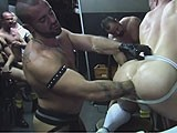 gay porn Muscle Fisters Inc || the Euro Pigs Are Back for Some Ass Stretching.