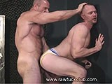 gay porn Rough Bareback Fucking || Jim Ferro Fucks Owen Hawk Roughly.