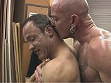 Chris Gets Fucked by a Hot Muscle Daddy.