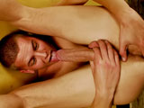 gay porn Roberto Gruber || He strokes his meat and contorts himself into a funny position