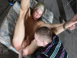 gay porn Skylar Blu And Ashton Bradley || Sylar Blu Is Back and Using His Greatest Asset, His Arse. With a Selection of Huge Toys, Ashton Bradley Wastes No Time In Making the Poor Boy Moan. the Toys Get Bigger and so Do the Screams. the Humiliation Continues With Skylar Being Forced to Piss In His Own Mouth Before Having His Cock Wanked Dry. <br />