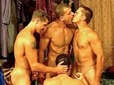 gay porn Muscle Hardcore Group Sex || Horny Sexy Muscle Stud Having Sex.