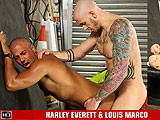Gay Porn from butchdixon - Harley-And-Louis