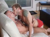 Gay Porn from RagingStallion - Adam-North-And-Taurus-Dean