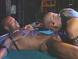 Gay Porn from BlackBreeders - Balls-On-The-Table