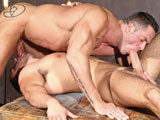 gay porn Erik Rhodes And Marc D || Erik Rhodes and Marc Dylan take turns sucking each other off