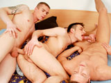 gay porn Petr, Palo And Przemyslaw || Hardcore 3Some! Men With Happy Cocks Pleasuring Each Other!