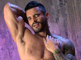gay porn Alexsander Freitas Solo || 'Inked and ready for a no-holds-barred performance, hairy boy Alexsander Freitas is no shy lad. He's very happy to show off that superior body for the camera - and if yours looked like that, we'd say your probably wouldn't mind either.