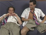 Gay Porn from GayLifeNetwork - Two-Schoolboys