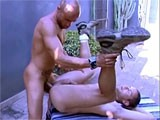 gay porn Muscle Studs Fucking Hard || Two Horny Muscular Hunks Having Anal Sex.