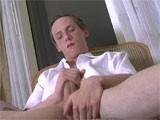 Irish Boy Jerks His Cock || 