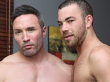 gay porn Brock Landon And Parke || Poor Parker Perry has a problem, his wife wants him to cut off his deliciously hot foreskin. He calls on his best buddy Brock Landon to talk about it, showing him his stretchy hood, but once Brock sees that uncut cock he wants more than just a look at it!