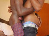 gay porn Huge Black Cock Up His Ass || Lucky Dude Gets Huge Black Cock Up His Tight Ass