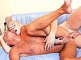 Gay Lovers Wild Bareback Anal ||