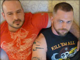 gay porn When Muscle Bears Atta || GRrrrRooowwwwllllll!!! WHEN MUSCLE BEARS ATTACK is one of our NEW hot nasty, sweaty, hairy MaverickMen Directs videos!