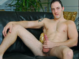 Gay Porn from CollegeDudes - Chaz-Ross-Busts-A-Nut