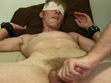 gay porn Cory - Part 2 || Cory is back again and it is his turn to have his cock jerked and made to cum.