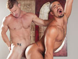 gay porn Landon Conrad And Trey Turner || Landon Conrad plows Trey Turners eager ass in the bedroom