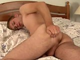 gay porn Michael Paulo Strokes  || Gorgeous Michael Paulo Kisses His Biceps and Spreads His Hairy Ass Cheeks Before Stroking His Thick Cock.