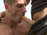 gay porn Bareback Sex By The Train Trac || In this weeks Out In Public we have my boy and while at work he decides to call so we can have some fun together but ofcourse I needed him to supply the guy and he does, so he knew the risk he was taken while at work but he just wanted to get banged and have some fun and let's just say that the guy he brought let him have it all over the place and was loving every second of it as his friend plows his behind.