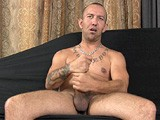 gay porn Bradley's Audition || Bradley Is Friendly and Well-hung, but He's a Little Rough and Tumble, and Thinks of Himself as Kind of a Redneck. When It's Time to Get Off, He Whacks His Pierced Dick With His Hand and Pulls on His Foreskin Before Taking His Big Tool In Both Hands and Jerking Out a Thick Load of Cum.