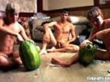 gay porn Straights Will Fuck Anything || Off Da Hook 3-way Amateur Skaters Watermelon Gangbang Wit Homeboys Billy, Blinx &amp; Nolan as They Smash, Crush &amp; Fuck the Hell Outa a Couple Fat Ass Melons! This Video Is Real, Raw, Unrehearsed &amp; Straight Up Nasty! Watch as They Hard Dicks Slip In &amp; Outa Da Red Flesh Fruit Meat Until They Shoot Big Loads of Cum! Watch Da Watermelon Fight After &amp; Then You Gonna Love Da Extra Footage of Behind Da Scenes as These Guys Clean Up! Download It All Now and Follow the Sexual Adventures of the Entire Gang At Straightnakedthugs Now! Click Banner for Free Tour!<br />