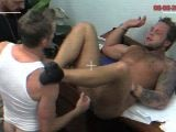 gay porn Parole Officer's Hidden Cam || He Was Later Bent Over the Desk, and Penetrated Repeatedly. All Jacobs Could Do Was Beg Not to Be Sent Back to Prison. <br />