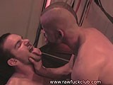 Sergio Amore and Manuel Rokko Going At It!
