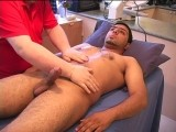 gay porn Mario - First Contact || Mario Is a Straight Dude That Just Broke Up With His Girlfriend the Week Before Filming This Episode. He Says He's Looking to Experiment to See What It's Like Being on the Other Side of the Fence. No Guy Has Ever Touched Him Before, Not Even His Doctor Has Seen Him Naked. yet Here He Is Laying on My Massage Table, Naked, Hairy, and Horney With a Hardon That Doesn't Quit Until He Blows a Huge Load All Over His Belly. He Told Me In the Video That He Had Only Cum One Month Before That. All I Can Say Is Wow!