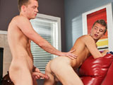 gay porn Next Door Twink || Ahston Rush gets fucked by Lucas Knight & jizzes on a window