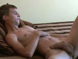 gay porn Solo Masturbation || Handsome Guy Jerking Off His Huge Penis In the Bed