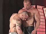 gay porn Horny Bodybuilders || Whenever Marco Cruise Comes Around, We Know What to Expect, Some Nasty Pig Bottom Bareback Fucking.<br />