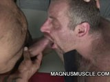 Hairy Dilf's Christian Volt and Tom Colt Having Gay Sex In the Locker Room After Some Body Work Outs.