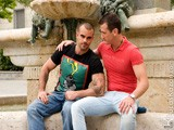 gay porn Ettore And Damien || Join Damien Crosse and Italian Superstar Ettore Tosi on a Hot Summer Day In Madrid