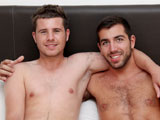 gay porn Dayle Vickers And Janusz Gol || Beefy gay lad Dayle Vickers was an obvious win after we watched him wanking the cum from his impressive uncut cock in his very first solo, and now he's back to get some action with former straight Polish dude Janusz Gol! Dayle proves himself in this video, living up to our expectations as a greedy bottom, and Janusz is the perfect dude to fuck the cum out of him!