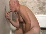 gay porn Daddy Jerking And Suck || Will Wanted a Taste of Young Cock so We Put Him on Glory Hole Duty and After a Few Mature Guys a Nice Young Cock Was Put Through the Hole for Him to Work With and We Just Happened to Be There to Tape It as He Works on This Young Long Fine Cock.