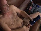 gay porn Daddy Fucking A Fleshl || Daddy Will Was Clearing Out Some Old Junk In the Attic When He Came Across His Old Box of Toys From When He Was Single and With His Admirer Out of Town on Business He Tests Out the Flesh Light One Last Time.