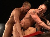gay porn Two Cocks One Hole || Tibor Wolfe Gets Two Cocks Up His Hole!<br /><br />shop Worker Christopher Daniels Is In a Bind. Perhaps a Favor Would Lower His Invoice? &quot;get Down on Your Knees,&quot; Says David Anthony, Whose Giant Cock Is Soon Slurped to the Root. David Grabs His Monster Balls and Feeds Then to the Breathless Christopher, Who Engulfs Them. David Gets His Cock Worshipped Some More as a Stream of Spit Slides Down His Sac. Tattooed Tibor Wolfe Spots the Duo, David Reaching for His Jock and Releasing the Mechanic's Big Boner&#34;then Gagging as He Deep-throats It (&quot;fuckin' Choke on That Cock!&quot;). Christopher Takes Turns Sucking His Buds, Their Arms Wrapped Around Each Other. the Two Suck Him Back Before Tibor Gets on All Fours, Slurping on Christopher as David Fingers and Munches His Ass. Christopher Grabs Hold of Tibor's Jock and Fucks Him Doggie Style, David's Boner Grazing the Top's Leg. Christopher Wraps His Arm Around David, Then Strokes Him From Behind Before David Feeds Tibor. the Bottom Sits Down on David, Who Spreads His Cheeks. Christopher Slides In From Behind, His Balls Slamming Against David's Shaft as a Verbal Tibor Takes a Deep Double Penetration (&quot;pound My Fucking Hole!&quot;). David Fucks Him on His Back as the Bottom Sucks Christopher, the Three Soon Squirt