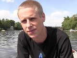 gay porn Czech Hunter 43 || When the Sun Is Shining It's Nice to Have a Walk Near the Moldova River. First of All It's Beautiful. but Even More Because There Are Always Hot Boys Hanging Around. After a Few Minutes Walk I Saw a Tall Blond Twink Chilling At a Boat Rental. He Was Quite Friendly When I Started to Ask Him for a Short Interview. He Was Quite Clever and He Got My Point Very Soon. Well, as I Know That Most Boys In His Age Are Desperate for Some Extra Money I First Asked Him to Sell Me His Undies. After That I Offered Him an Even Better Deal. He Wanted to Know More but I Insisted That We Will Continue Our Conversation on a Short Boat Trip. Cause on a Boat He Can Hardly Run Away. What Can I Say: He Was Shy but He Had No Chance.