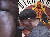gay porn Fat Black Mega Cock! || Watch This and Other Hot Scenes on Raw and Rough!