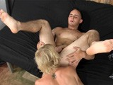 gay porn Ty Tucker And Cody || Ty Tucker Spanks Cody and Sucks His Toes Before Cody Rims Ty and Shoots a Huge Fountain of Cum on Him.