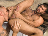 Gay Porn from hairyboyz - Adam-Killian-And-Franchesco-Dmacho