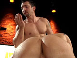 gay porn Kiss Lick Suck Fuck -  || Jimmy Duranco gives Logan Vaughn's hot asshole a pounding