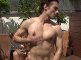 gay porn Straight Doug Fucks Ju || Doug is another of our straight models who has been on quite a journey from his first solo shoot; next he gets a massage, next he gets a suck and here we are today he is sticking his very big uncut cock up a lads ass! Lucky Justin is on the receiving end, hardly able to believe he is sitting on another prime piece of beef, though not sitting for long, Justin rides it likes he does best, before letting Doug give him some action from below. It all ends in a great mess from Justin, while riding Doug he spews a pretty heavy load, that drips down all over Dougs balls, how sexy! Doug pulls out and does a nice unloading job himself!